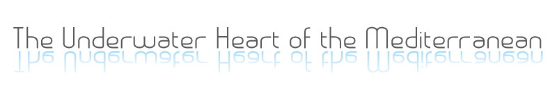 The Underwater Heart of the Mediterranean - logo